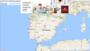 Mapa Hiszpanii - wyznaczanie trasy dojazdu na mapie Google. Zaplanuj podróż online.